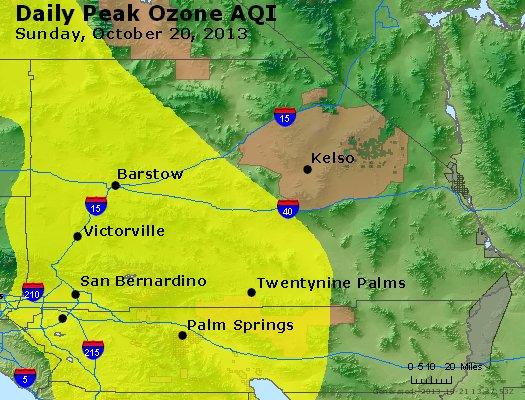 Peak Ozone (8-hour) - http://files.airnowtech.org/airnow/2013/20131020/peak_o3_sanbernardino_ca.jpg