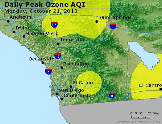 Peak Ozone (8-hour) - http://files.airnowtech.org/airnow/2013/20131021/peak_o3_sandiego_ca.jpg