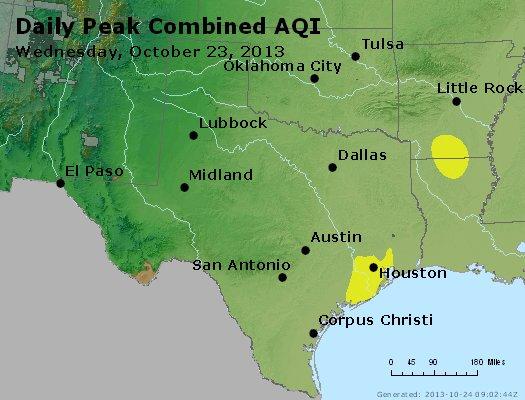Peak AQI - http://files.airnowtech.org/airnow/2013/20131023/peak_aqi_tx_ok.jpg