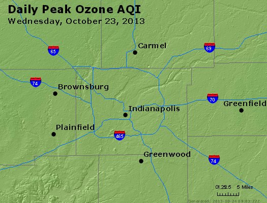 Peak Ozone (8-hour) - http://files.airnowtech.org/airnow/2013/20131023/peak_o3_indianapolis_in.jpg