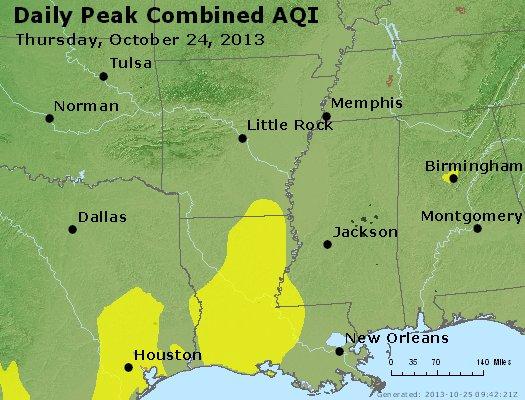 Peak AQI - http://files.airnowtech.org/airnow/2013/20131024/peak_aqi_ar_la_ms.jpg