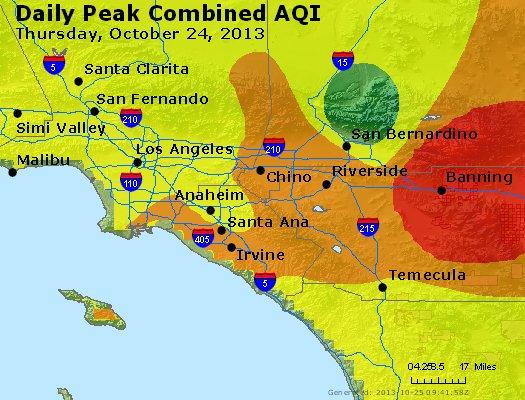 Peak AQI - http://files.airnowtech.org/airnow/2013/20131024/peak_aqi_losangeles_ca.jpg