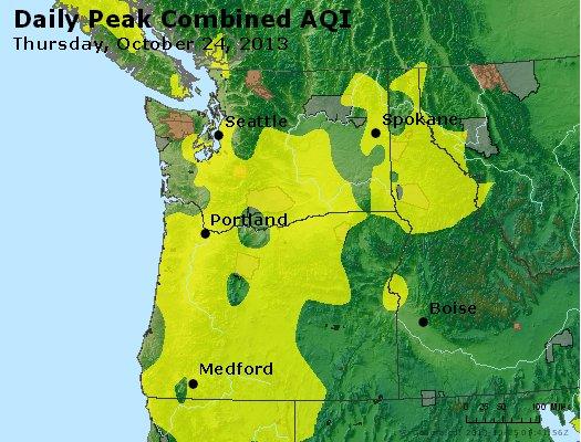 Peak AQI - http://files.airnowtech.org/airnow/2013/20131024/peak_aqi_wa_or.jpg