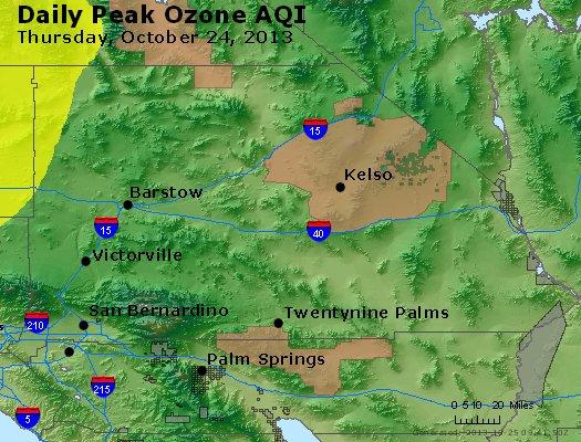 Peak Ozone (8-hour) - http://files.airnowtech.org/airnow/2013/20131024/peak_o3_sanbernardino_ca.jpg