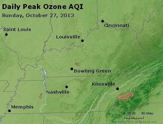 Peak Ozone (8-hour) - http://files.airnowtech.org/airnow/2013/20131027/peak_o3_ky_tn.jpg