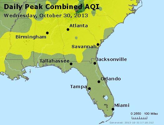 Peak AQI - http://files.airnowtech.org/airnow/2013/20131030/peak_aqi_al_ga_fl.jpg