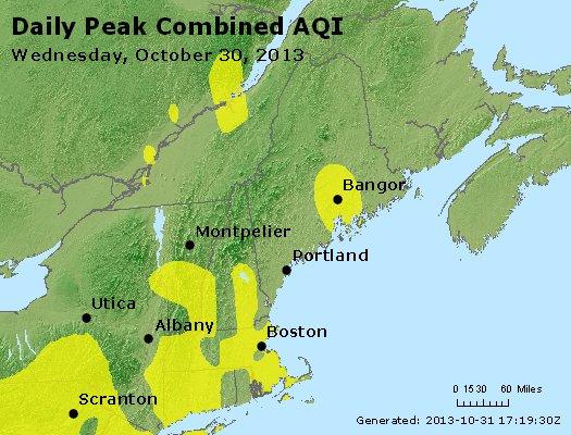 Peak AQI - http://files.airnowtech.org/airnow/2013/20131030/peak_aqi_vt_nh_ma_ct_ri_me.jpg