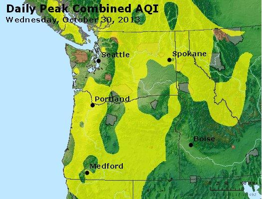 Peak AQI - http://files.airnowtech.org/airnow/2013/20131030/peak_aqi_wa_or.jpg