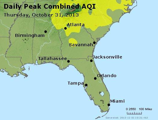Peak AQI - http://files.airnowtech.org/airnow/2013/20131031/peak_aqi_al_ga_fl.jpg