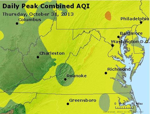 Peak AQI - http://files.airnowtech.org/airnow/2013/20131031/peak_aqi_va_wv_md_de_dc.jpg