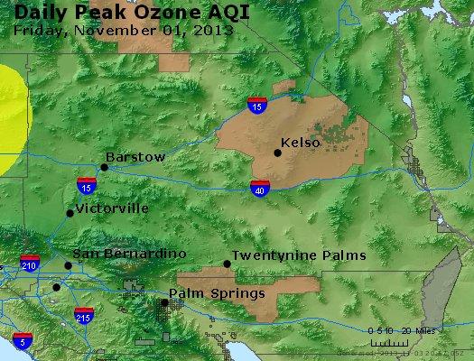 Peak Ozone (8-hour) - http://files.airnowtech.org/airnow/2013/20131102/peak_o3_sanbernardino_ca.jpg