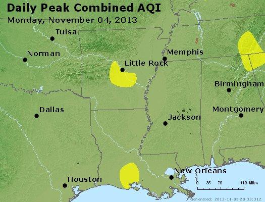 Peak AQI - http://files.airnowtech.org/airnow/2013/20131104/peak_aqi_ar_la_ms.jpg