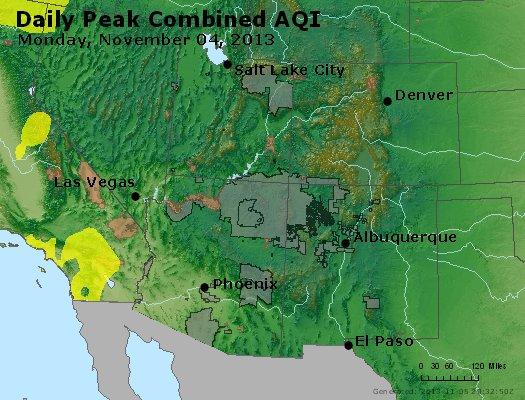 Peak AQI - http://files.airnowtech.org/airnow/2013/20131104/peak_aqi_co_ut_az_nm.jpg
