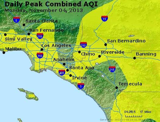 Peak AQI - http://files.airnowtech.org/airnow/2013/20131104/peak_aqi_losangeles_ca.jpg