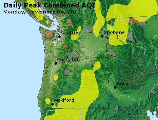 Peak AQI - http://files.airnowtech.org/airnow/2013/20131104/peak_aqi_wa_or.jpg