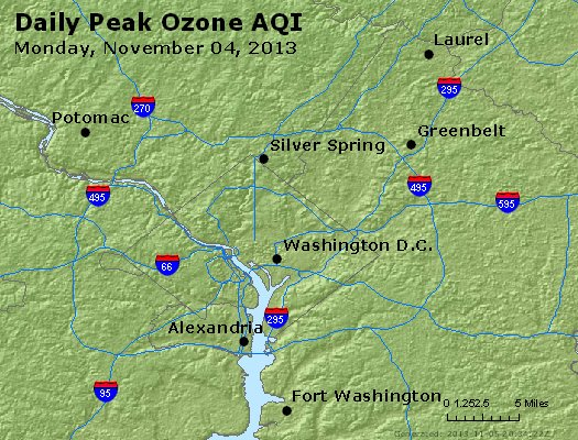 Peak Ozone (8-hour) - http://files.airnowtech.org/airnow/2013/20131104/peak_o3_washington_dc.jpg