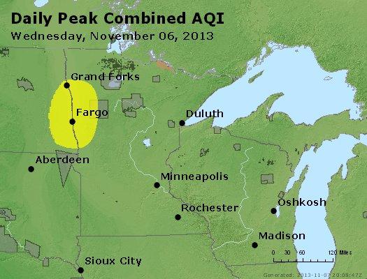 Peak AQI - http://files.airnowtech.org/airnow/2013/20131106/peak_aqi_mn_wi.jpg