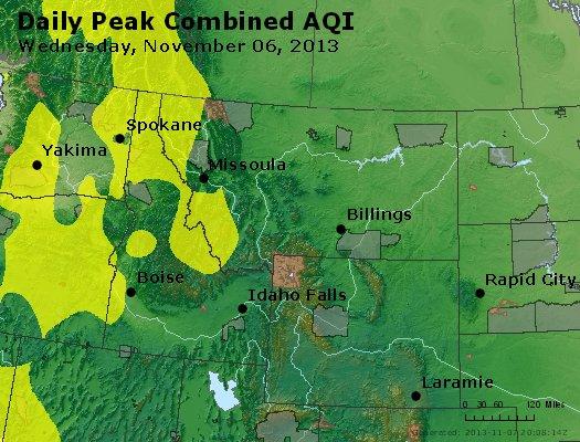 Peak AQI - http://files.airnowtech.org/airnow/2013/20131106/peak_aqi_mt_id_wy.jpg