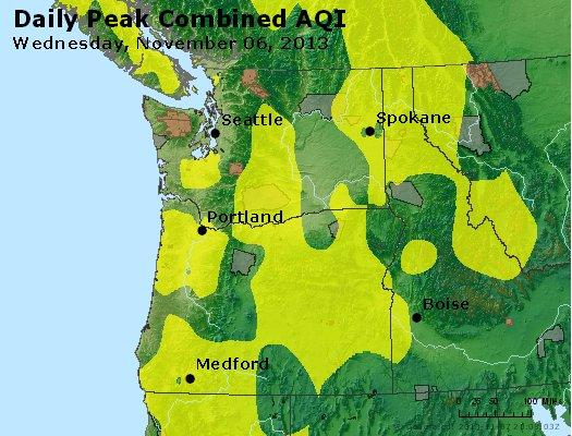 Peak AQI - http://files.airnowtech.org/airnow/2013/20131106/peak_aqi_wa_or.jpg