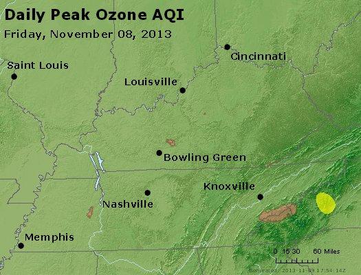Peak Ozone (8-hour) - http://files.airnowtech.org/airnow/2013/20131108/peak_o3_ky_tn.jpg