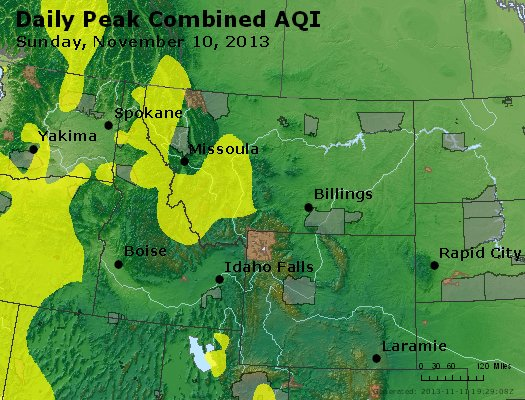 Peak AQI - http://files.airnowtech.org/airnow/2013/20131110/peak_aqi_mt_id_wy.jpg