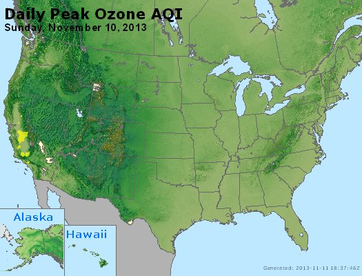 Peak Ozone (8-hour) - http://files.airnowtech.org/airnow/2013/20131110/peak_o3_usa.jpg