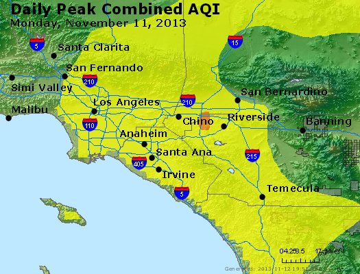 Peak AQI - http://files.airnowtech.org/airnow/2013/20131111/peak_aqi_losangeles_ca.jpg
