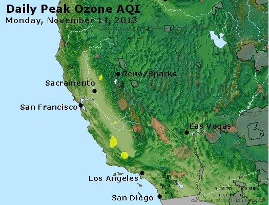 Peak Ozone (8-hour) - http://files.airnowtech.org/airnow/2013/20131111/peak_o3_ca_nv.jpg