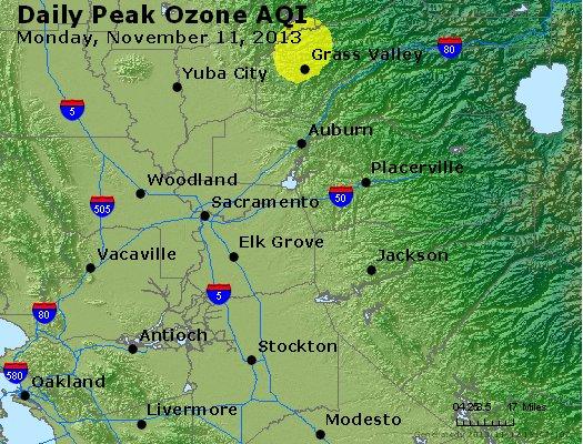 Peak Ozone (8-hour) - http://files.airnowtech.org/airnow/2013/20131111/peak_o3_sacramento_ca.jpg