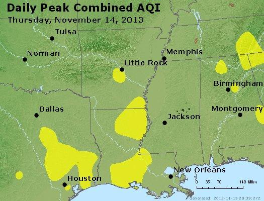Peak AQI - http://files.airnowtech.org/airnow/2013/20131114/peak_aqi_ar_la_ms.jpg