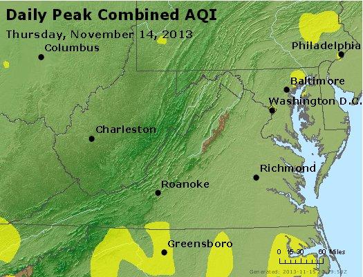 Peak AQI - http://files.airnowtech.org/airnow/2013/20131114/peak_aqi_va_wv_md_de_dc.jpg
