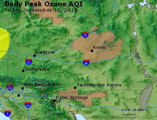 Peak Ozone (8-hour) - http://files.airnowtech.org/airnow/2013/20131115/peak_o3_sanbernardino_ca.jpg