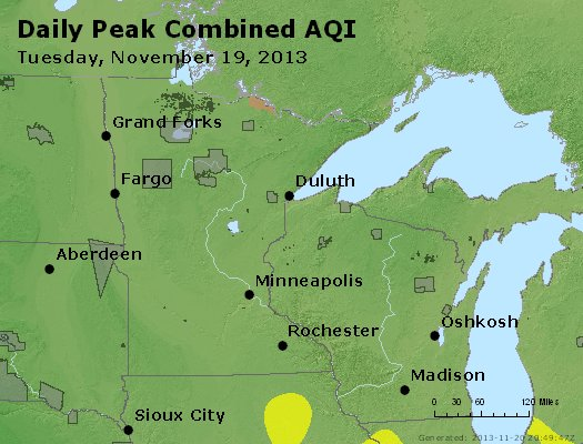 Peak AQI - http://files.airnowtech.org/airnow/2013/20131119/peak_aqi_mn_wi.jpg