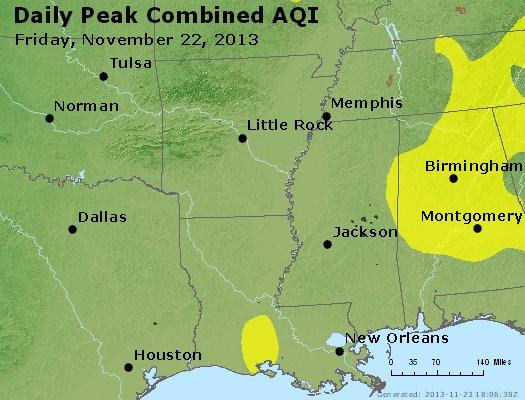 Peak AQI - http://files.airnowtech.org/airnow/2013/20131122/peak_aqi_ar_la_ms.jpg
