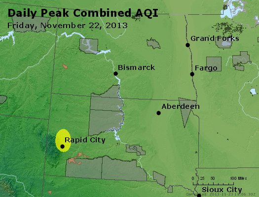 Peak AQI - http://files.airnowtech.org/airnow/2013/20131122/peak_aqi_nd_sd.jpg