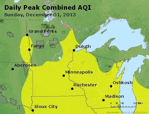 Peak AQI - http://files.airnowtech.org/airnow/2013/20131201/peak_aqi_mn_wi.jpg