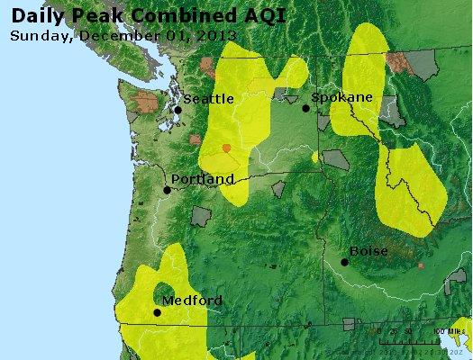 Peak AQI - http://files.airnowtech.org/airnow/2013/20131201/peak_aqi_wa_or.jpg