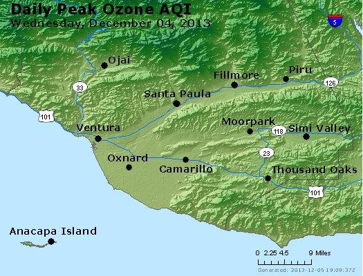 Peak Ozone (8-hour) - http://files.airnowtech.org/airnow/2013/20131204/peak_o3_ventura.jpg