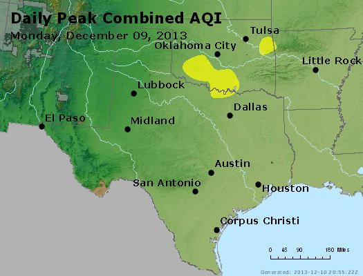 Peak AQI - http://files.airnowtech.org/airnow/2013/20131209/peak_aqi_tx_ok.jpg