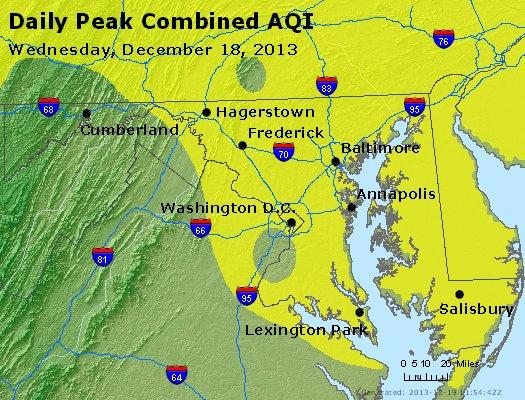 Peak AQI - http://files.airnowtech.org/airnow/2013/20131218/peak_aqi_maryland.jpg