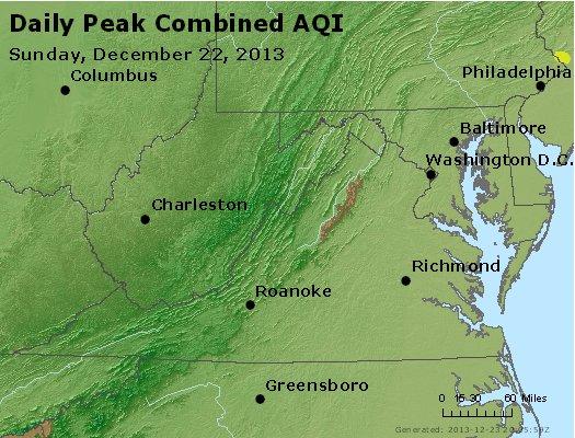 Peak AQI - http://files.airnowtech.org/airnow/2013/20131222/peak_aqi_va_wv_md_de_dc.jpg