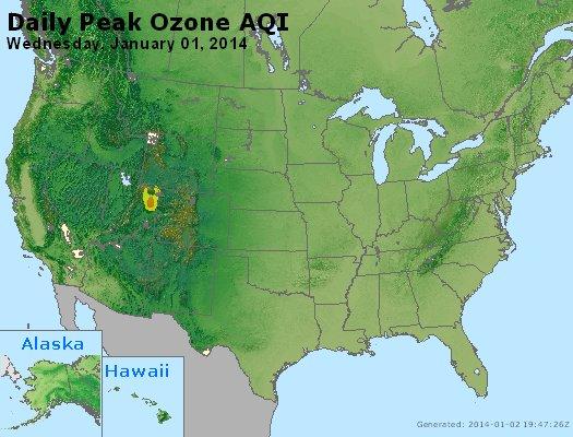 Peak Ozone (8-hour) - http://files.airnowtech.org/airnow/2014/20140101/peak_o3_usa.jpg
