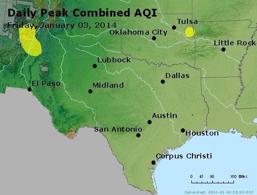 Peak AQI - http://files.airnowtech.org/airnow/2014/20140103/peak_aqi_tx_ok.jpg