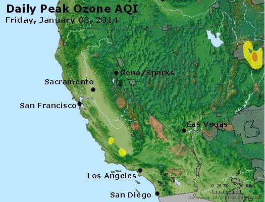 Peak Ozone (8-hour) - http://files.airnowtech.org/airnow/2014/20140103/peak_o3_ca_nv.jpg