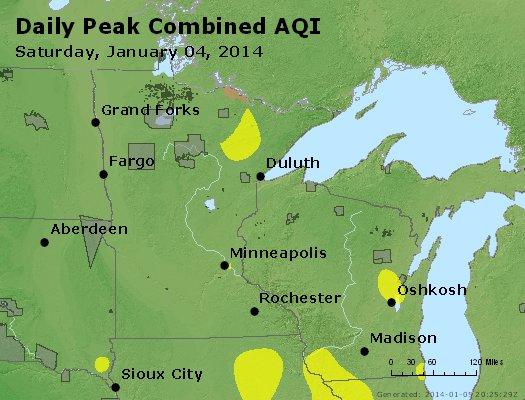 Peak AQI - http://files.airnowtech.org/airnow/2014/20140104/peak_aqi_mn_wi.jpg