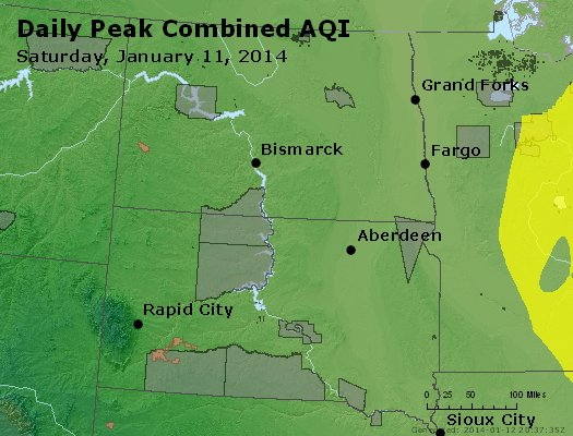 Peak AQI - http://files.airnowtech.org/airnow/2014/20140111/peak_aqi_nd_sd.jpg