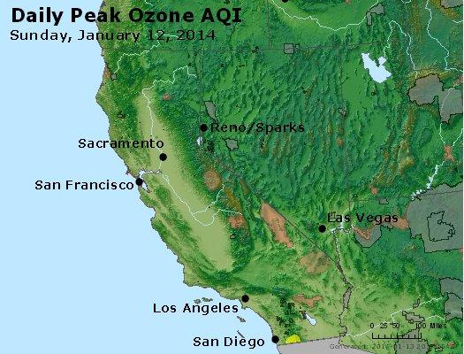 Peak Ozone (8-hour) - http://files.airnowtech.org/airnow/2014/20140112/peak_o3_ca_nv.jpg