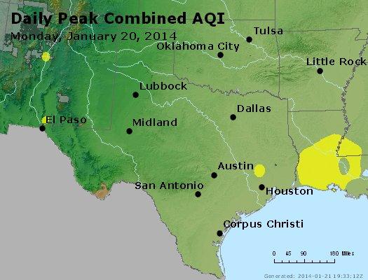 Peak AQI - http://files.airnowtech.org/airnow/2014/20140120/peak_aqi_tx_ok.jpg