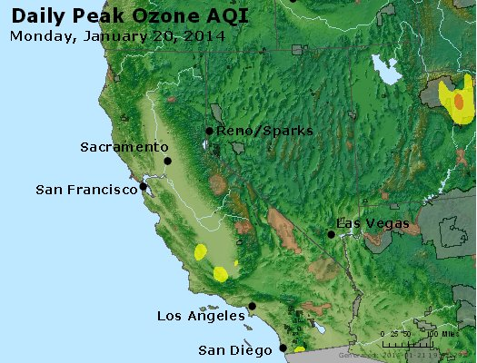 Peak Ozone (8-hour) - http://files.airnowtech.org/airnow/2014/20140120/peak_o3_ca_nv.jpg