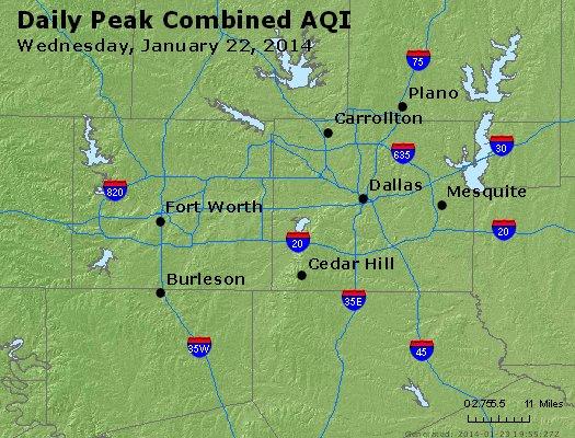 Peak AQI - http://files.airnowtech.org/airnow/2014/20140122/peak_aqi_dallas_tx.jpg
